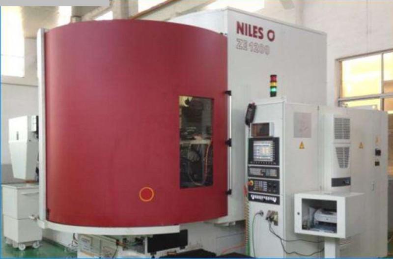 德国耐尔斯NILES ZE1200二手成型磨齿机