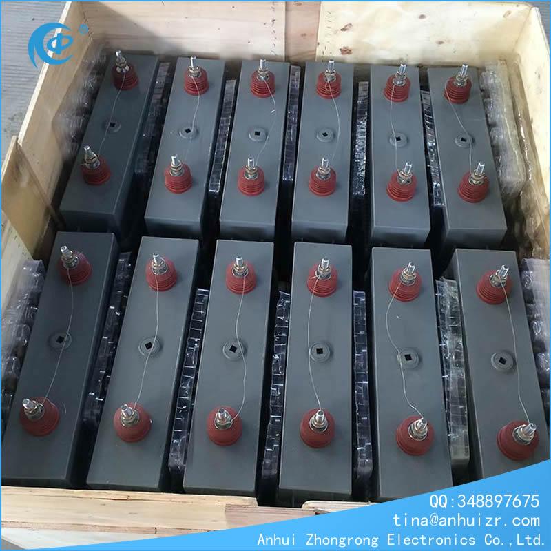 无磁不锈钢电容器、脉冲充磁机电容2000VDC 5000UF