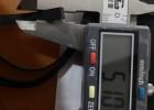 小规格硅胶脚垫 防滑硅胶垫片 硅胶垫 自粘硅胶防滑垫