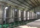 核桃露/核桃乳生产工艺机械设备生产线