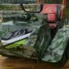 冰雪设备生产厂家 诺泰克雪地坦克车 游乐坦克车
