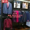 广州高档服装批发市场在哪?利郎男装货架海澜之家服装展示架