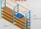 重型加厚仓储仓库大型库房工厂可拆装横梁式托盘承重2吨布匹货架
