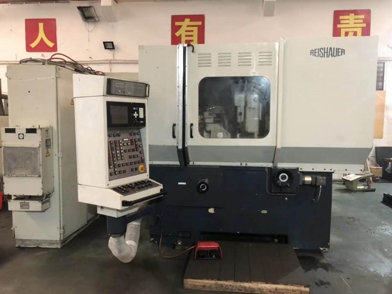 售二手CNC蜗杆磨,瑞士RZ362A磨齿机,莱斯豪尔