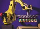 机器人码垛机