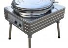 北京华美YXD45-H电饼铛 自动恒温商用电饼铛烙饼机