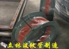 非标圆形非金属补偿器 除尘用耐腐蚀矩形圆形硅胶布膨胀节