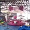 粉萌鼠鼠园制作厂家出租出售粉鼠气模乐园出租租赁