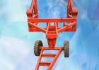 电缆拖车8吨加固电缆放线拖车【壮达】直销 价格合理