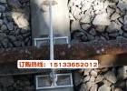 锚固架线上用锚固架铁路正线线上用锚固架加工定做套筒式锚固架