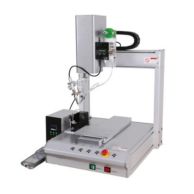 深圳瑞德鑫遥控器专用自动焊锡机焊接三轴平台
