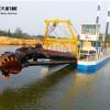 10寸液压绞吸船 河道清淤机械 大型挖泥船厂家