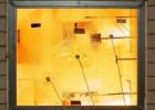 四川成都烧检防火玻璃8mm定制一次性火烧通过