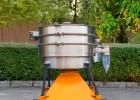 深圳HFC系列涂料粉末振动筛特价促销 高效涂料粉末振动筛