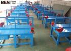 四工位钳工桌,4人座钳工实训桌,钢制钳工装配桌生产厂家