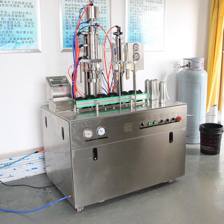 生理性海水鼻腔冲洗器灌装设备