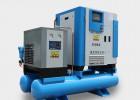 权伟一体螺杆式空压机激光切割专用高压静音16公斤工业级
