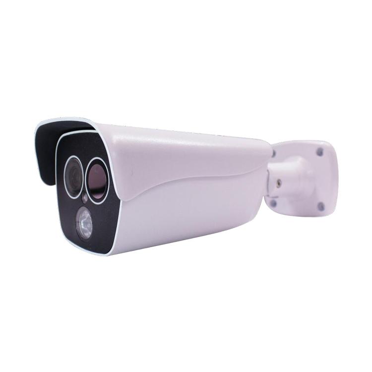 杰士安双光谱测温热成像监控摄像机