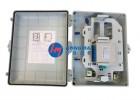 1分16SMC壁挂式光纤分光箱(光分路器箱)