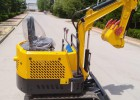 供应小型挖掘机1吨挖土机小钩机破碎锤钻头抓木器园林工程挖机
