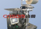 东营森曼智能半自动包装机膨胀螺丝包装机