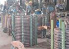 吉林长春中频炉企业供应中频炉感应线圈,中频炉配件