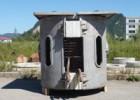 吉林长春中频电炉厂家中频电炉配件:泄放电感,水冷电缆