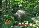 恐龙展出租专业打造室内室外侏罗纪仿真恐龙出租