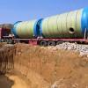 伊犁玻璃钢一体化预制泵站生产厂家