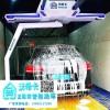 进口洗车机效果怎么样?无接触洗车机能不能达到人工洗车效果