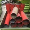 建筑工地浇桩用管状串筒 混凝土浇注串筒 混凝土垂直防离析串筒