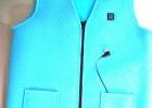 智能恒温双控电热马甲背心充电全身发热衣服带USB接口充电宝