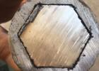 六角钢管定做 农机内六方轴 林业外圆内六角钢管 六方轴套