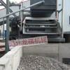 龙祺机械震动式砂石分离机占地面积小解决大方量剩灰