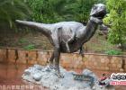 铸铜动物恐龙雕塑 公园铜雕恐龙雕塑 铸铜雕塑厂家
