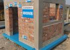 滁州建筑工艺样板展示区