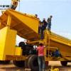 尼日利亚选金机 水上开采沙机设备