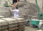 免烧砖堆砖机 堆砖机价格