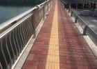 河道安全带灯光不锈钢护栏