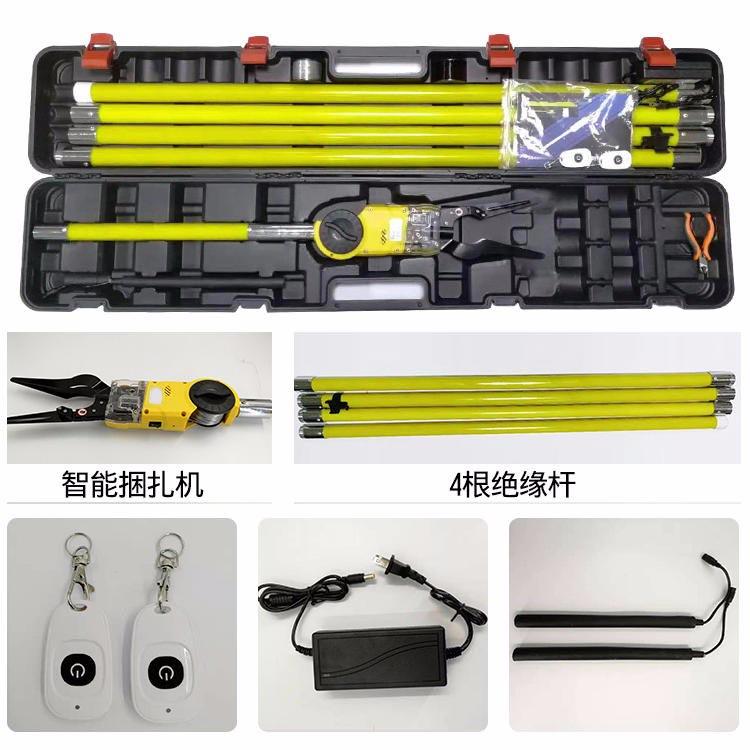 邯郸市自动出丝光纤线缆绑缚机