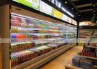 上海水果風幕柜多少錢一米