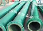 内江钢衬聚氨酯管道管件直供