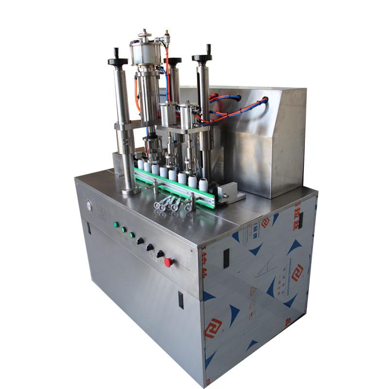 生理性海水鼻腔护理喷雾器灌装设备
