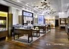 高端品牌珠宝体验厅展柜制作设计图片-品牌店面珠宝展柜定做厂家