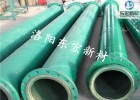 DN200钢衬聚氨酯管道多少钱一米?