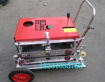 电启动履带光缆牵引机