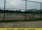 鹏隆 网球场防护网 操场围栏网 足球场防护网 实体厂家