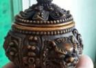 铜包浆水 铜香炉仿古染色剂 铜佛具染色剂