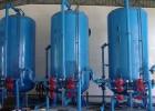 农村工业深井水除铁锰过滤器,地下水深井水铁锰超标处理设备