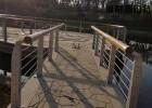 桥梁园林金属组合护栏栏杆